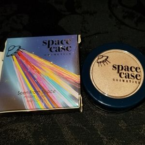 Space Case Cosmetics seen from space highlighter